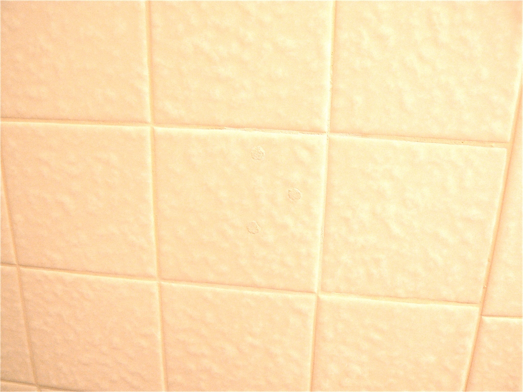 Unsanded Grout in Tile